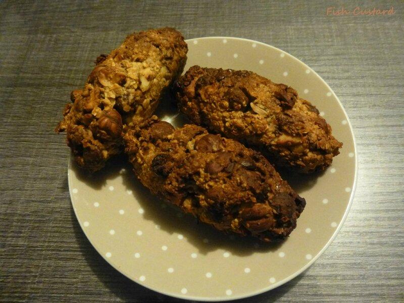 Barres de céréales chocolat noisettes (7)