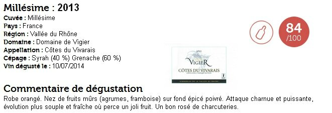 32 gilbert vivarais rosé