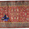 Rugs and carpets: including distinguished collections at sotheby's london, 23 april 2018