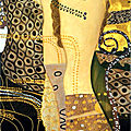 Serpents d'eau I, KLIMT