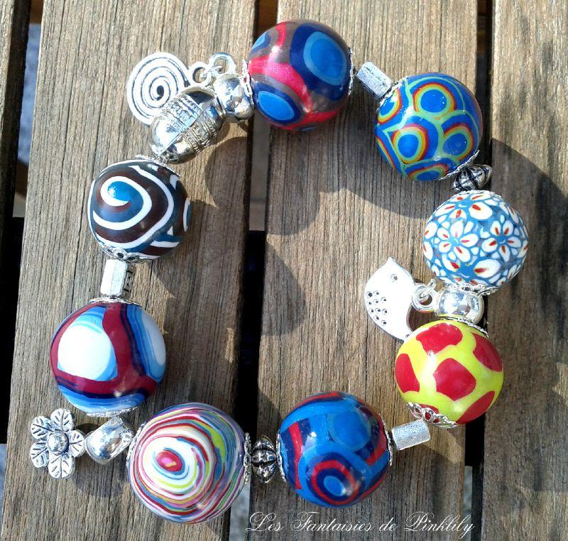 Inégal, bracelet, 15€ vendu