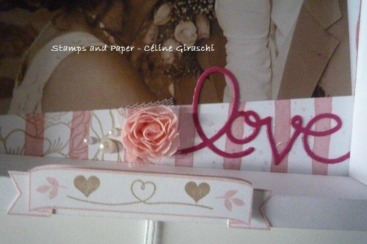 Cadre LOVE -3