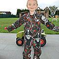 Pyjama pour petit piraton