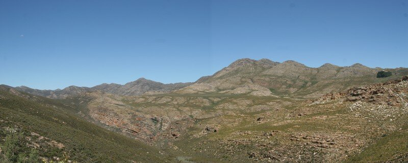 Swartberg Pass ; South-Africa