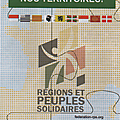 Regions et peuples solidaires: fédérer un régionalisme utile à la démocratisation de la république française