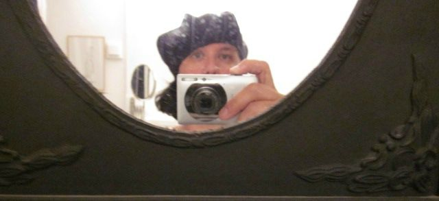 chapeau en lin marine (1)
