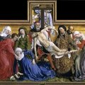 Museo del prado brings together for the first time four masterpieces by van der weyden