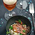 Le foie gras poêlé, une valeur sûre