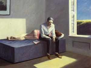 Edward Hopper , Excursion into Philosophy