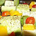 Courgettes rôties au four et tomates à la provençale, de bonnes idées pour accompagner vos barbecues...