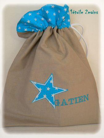 sac étoile gatien