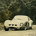 Suze-mont cenis 1968...