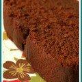 Chocolat-banane, cake ultra moelleux