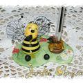 Gourmandine l'abeille 12€