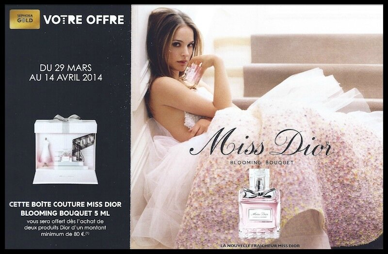 sephora dior miss dior blooming bouquet