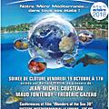 Notre mère méditerranée dans tous ses états - 6-19 octobre 2018 - conferences and movie