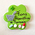 PHARMACIEN, PREPARATRICE EN PHARMACIE