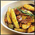 Sauté de porc aux olives et romarin [sev]