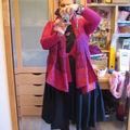 robe de nonne avec accessoire