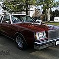 Buick regal coupe-1978