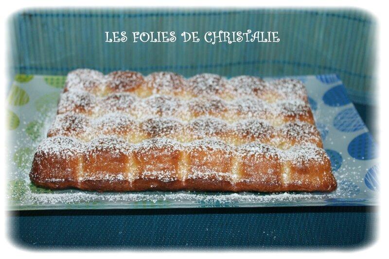 Gâteau pommes de terre 9
