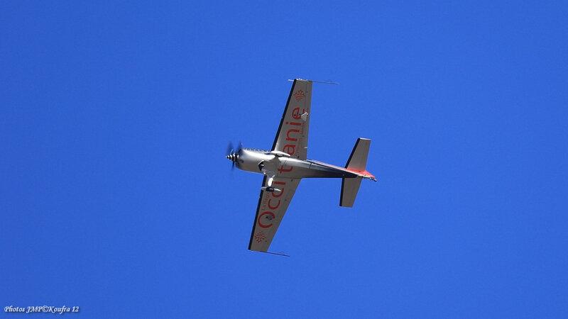 Photos JMP©Koufra 12 - La Cavalerie - Aérodrome - avion - Voltige - Extra 300 - 03032019 - 0084