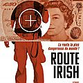 Journal de bord : route irish