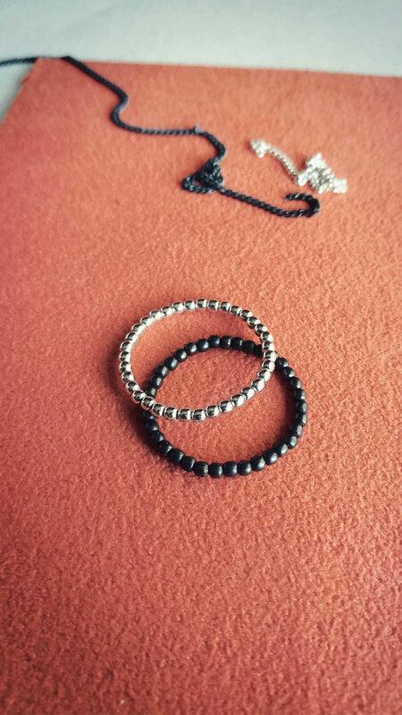 Atelier-bijoux-bagues-noires-blanches-septembre