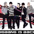 Big bang comeback concept