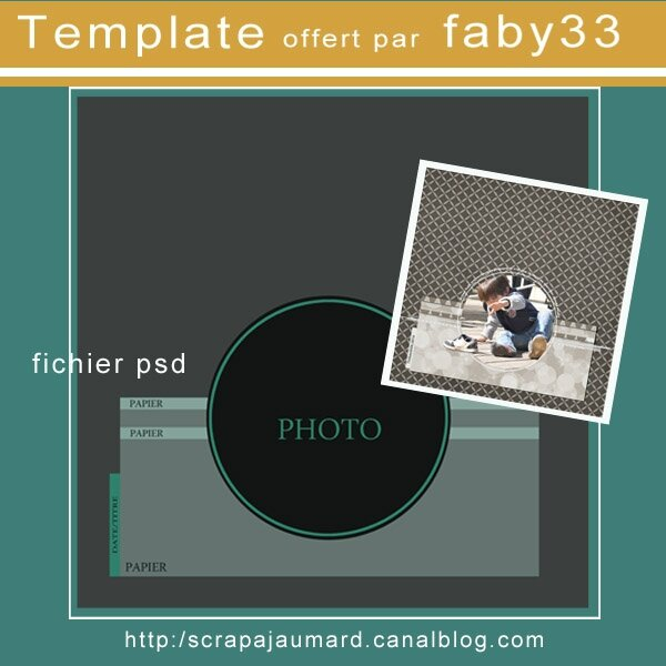 faby33 template jemerechausse