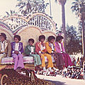 Remember : les jackson 5 à the tournament of roses parade, le 1er janvier 1974