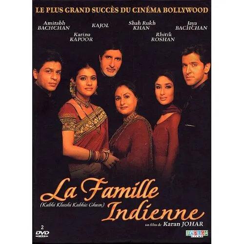 AEV 1819-31 La-Famille-Indienne-DVD-Zone-2-876835770_L