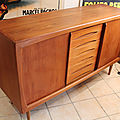 Buffet danois 60's