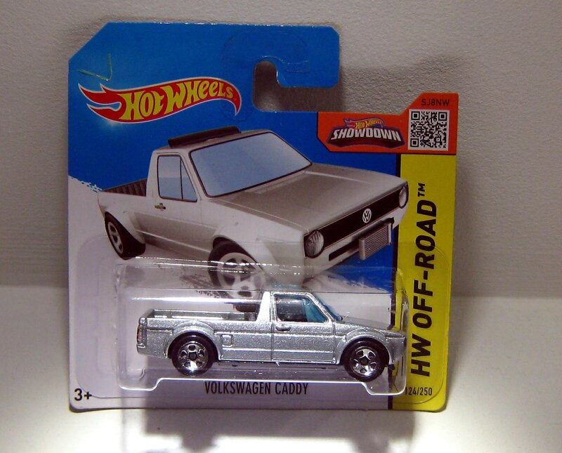Vw caddy (Hotwheels) 02