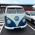 Volkswagen type 2 combi split-windows t1 (1950-1967)