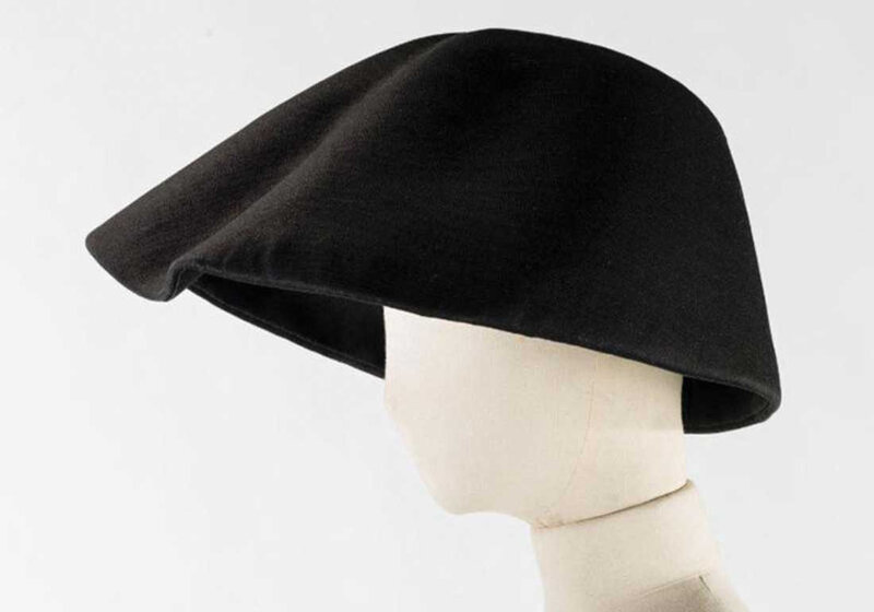 Cristóbal Balenciaga, Hat, Winter 1967