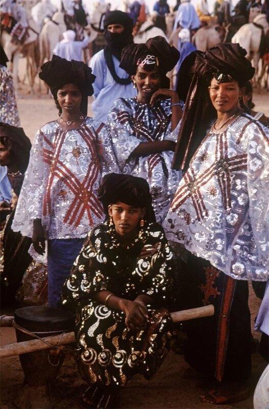 femmes touaregues