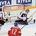 Championnats du monde de hockey : fin du tour préliminaire