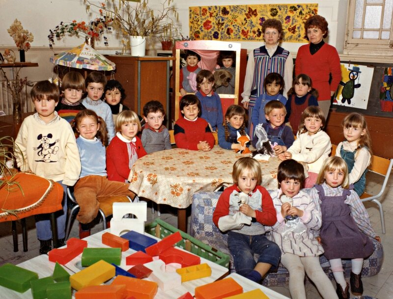 1984 MATERNELLE