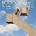 Boutographies :18ème édition des boutographies au pavillon populaire