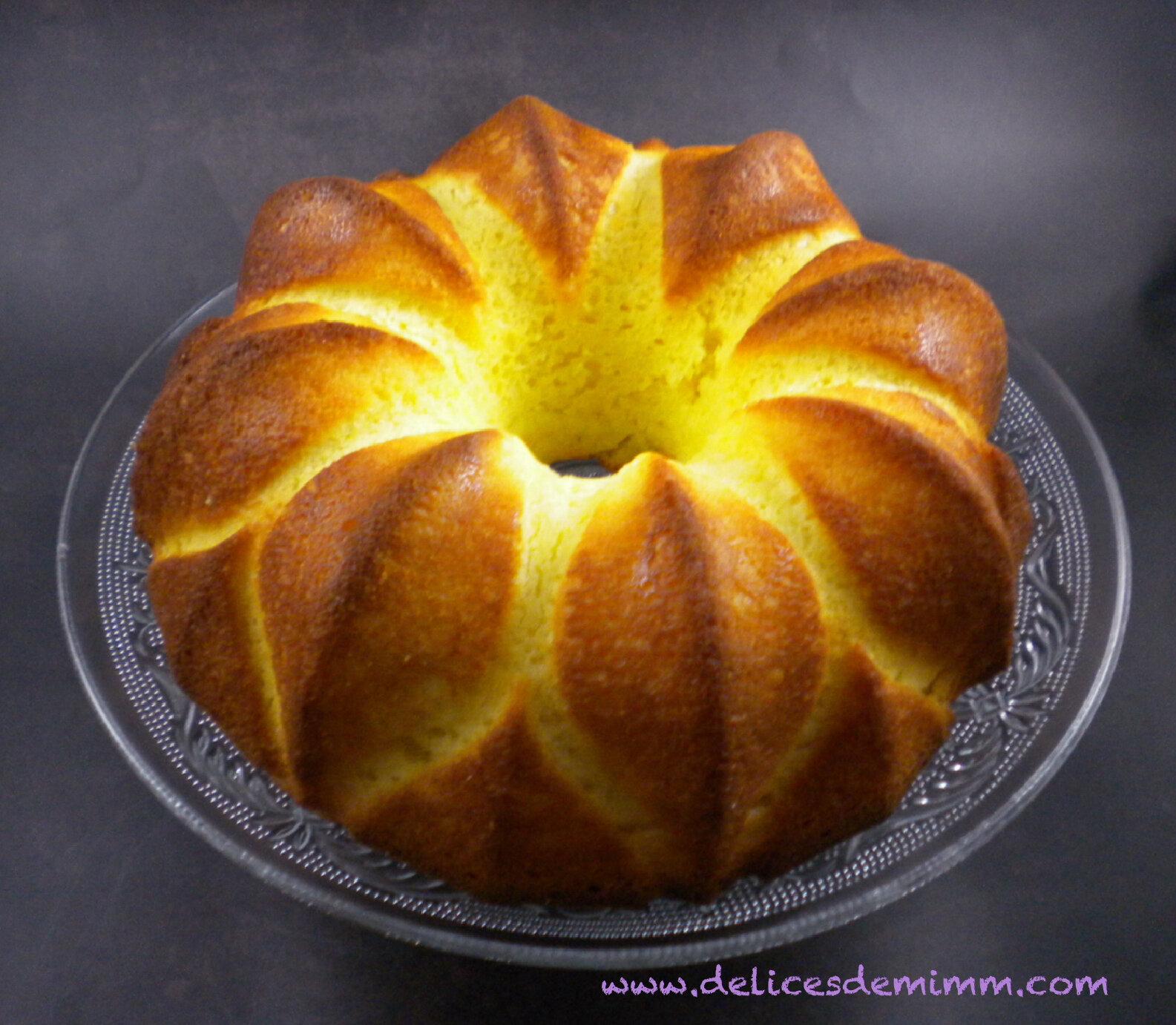 Gâteau italien à la ricotta