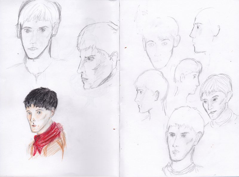 double page merlin