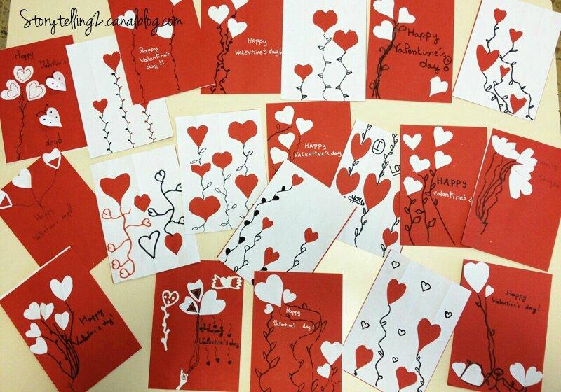 Valentine's day : la fête des amis aussi. Idées d'activités en anglais, cycle 2, cycle 3
