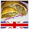 Cornish pasties (thermomix ou non)
