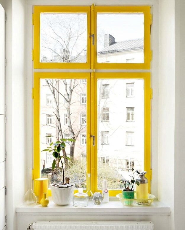 yellow-windows