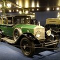 ROLLS ROYCE 20HP limousine 1925 Mulhouse (1)