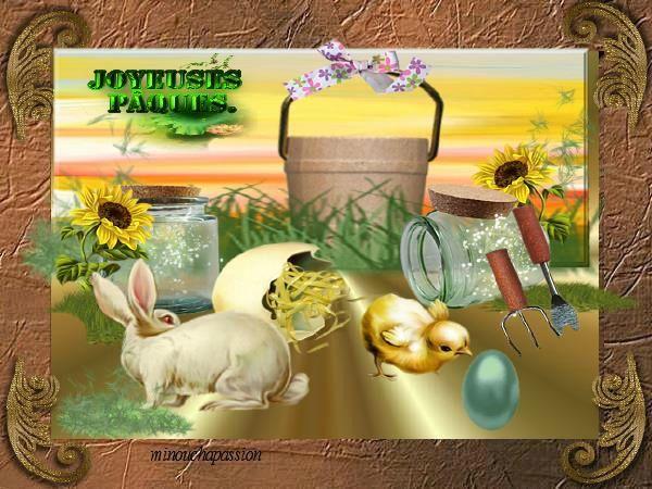 création de pâques15