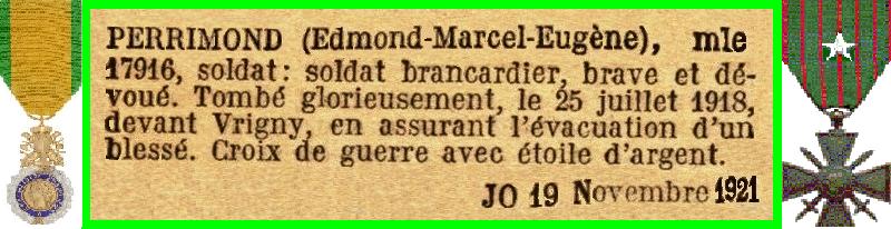 PERRIMOND E M E
