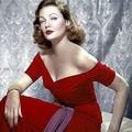 Marilyn porte des robes deg ene tierney