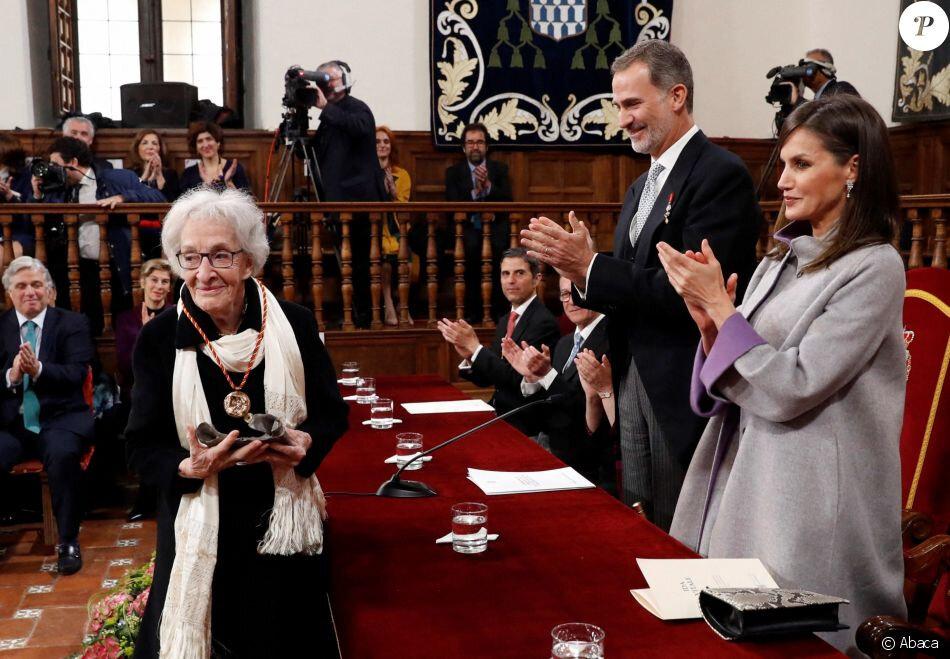 Ida Vitale, cinquième femme à recevoir le Prix Cervantes
